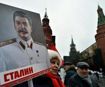 More than half Russians call Stalin 'wise leader': poll