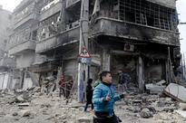 Blast in camp for displaced Syrians near Jordan kills 4