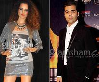 Kangana Ranaut appeared on 'Koffee with Karan' & it was Bloody Hell