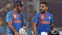 Dhoni can experiment more with batting now: Indian captain Virat Kohli