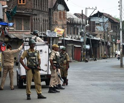 34 days on, Kashmir remains caught between curfew and restrictions