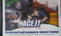 Ace It: An early start to a career in the trades