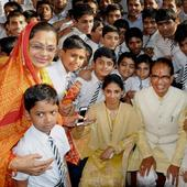 MP CM Shivraj Singh Chouhan hails wife and seniors as he completes 10 years in office