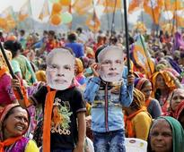 Gujarat elections: 68.70% voting in phase-II, Modi 'roadshow' under EC lens