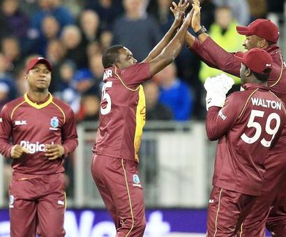 Windies humble England in T20