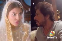 BOO! SRK scared by Anushka Sharma's ghost!