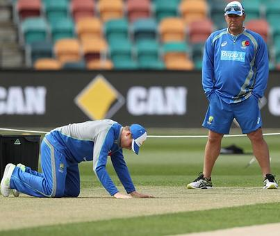 Lehmann wants ODIs to be more 'liberal' during rain delays