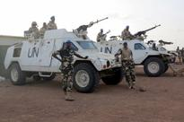 Mali: UN condemns attack on 'blue helmets' on International Day of Peacekeepers.
