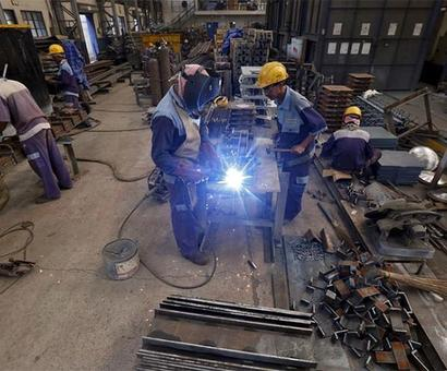 Industrial production growth slows to 3.1% in April