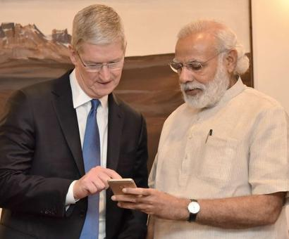 Apple eyes India road map with cricket, entertainment