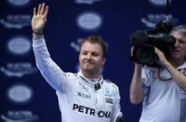 Chinese Grand Prix 2016: Nico Rosberg takes dominant pole as problems strike Lewis Hamilton