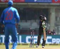 India to seal series in fourth ODI against New Zealand