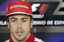 Fernando Alonso unfazed by points gap to Vettel