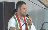 One family running Telangana, says Congress VP Rahul Gandhi on eve of state's formation day