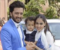 Here's what Riteish Deshmukh said about his son Riaan