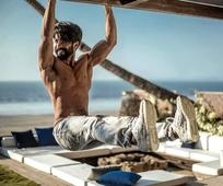 Shahid Kapoor's latest photoshoot will give you fitness goals  view pics
