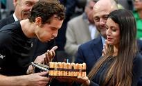 Djokovic says Rome Masters winner Murray a big French Open threat