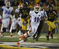 Chiefs take troubled Florida receiver Demarcus Robinson in fourth round