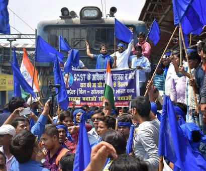 Dalits will play key role in deciding country's next PM: Congress