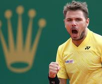 Monte Carlo: Wawrinka finally beats Federer in a Masters final