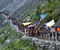 Registration For Amarnath Yatra Crosses 1 Lakh Mark