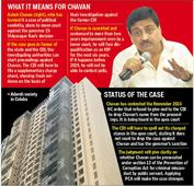 Long legal battle ahead for Ashok Chavan
