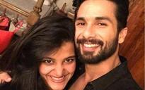 Shahid Kapoor's sister Sanah gets engaged?