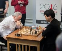 Ultimate Blitz STL: Garry Kasparov finishes 3rd