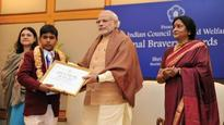 25 Children Have Been Selected From Across India For The Revered National Bravery Awards