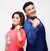 Here's how Anu Malik made up to co-judge Farah Khan after a heated argument on Indian Idol!