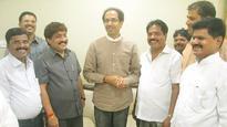 BJP-Sena Alliance Frays But Stays