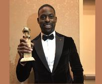 Sterling K Brown makes history with Best Actor win in Golden Globes '18