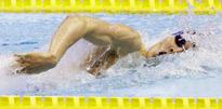 Hagino shatters own 200 IM national mark, secures spot in fourth Rio event