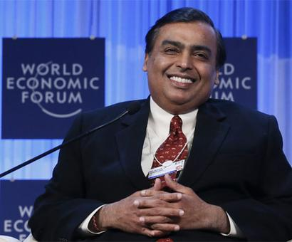 India is ready for fourth industrial revolution and technology innovations: Ambani
