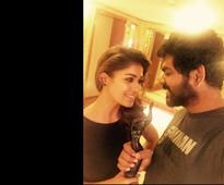 All is well between Nayanthara and Vignesh Shivan