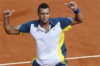 Tsonga ups pace with win in third round