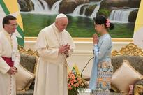 In Myanmar, Pope calls for peace, respect for all ethic groups