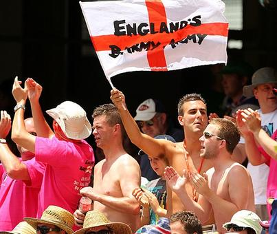 England to be without Barmy Army support for Bangladesh tour