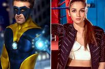 Ranbir Kapoor, Alia Bhatt to Turn Superhero