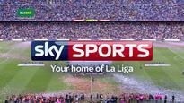 Three-horse La Liga race on Sky