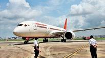 Air India plane rams into aerobridge at Mumbai airport