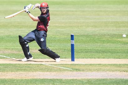 Stokes dismissed for two in Canterbury debut