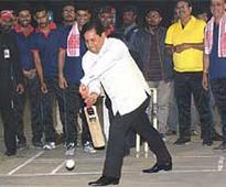 TG Baruah media cricket begins