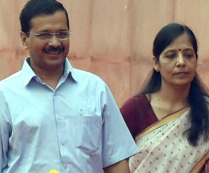 What Kejriwal told a DU student wishing him on Valentine's Day