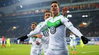Julian Draxler focused on playing for Wolfsburg, will ignore speculation