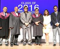 Whistling Woods International celebrates its 9th Annual Convocation with Maestro Vinod Khanna