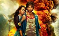 'R... Rajkumar' Review: Err... an infantile fantasy
