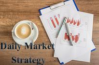 Daily Market Strategy - Holiday mood! Side counters to see more action