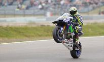 Rossi gunning for leader Marquez