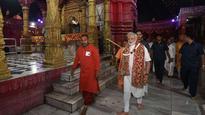 Mahamana Express, Ramayana stamp and Rs 1,000 crore development bonanza: How PM Modi spent his Navratri in Varanasi